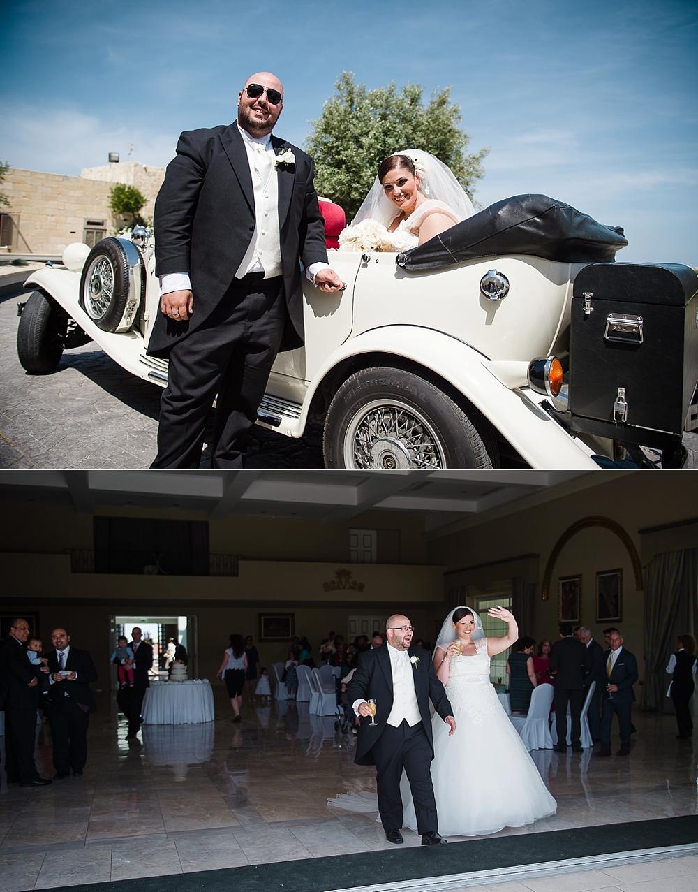 Mellieha Parish Church - Xara Lodge - Wedding Photography Malta