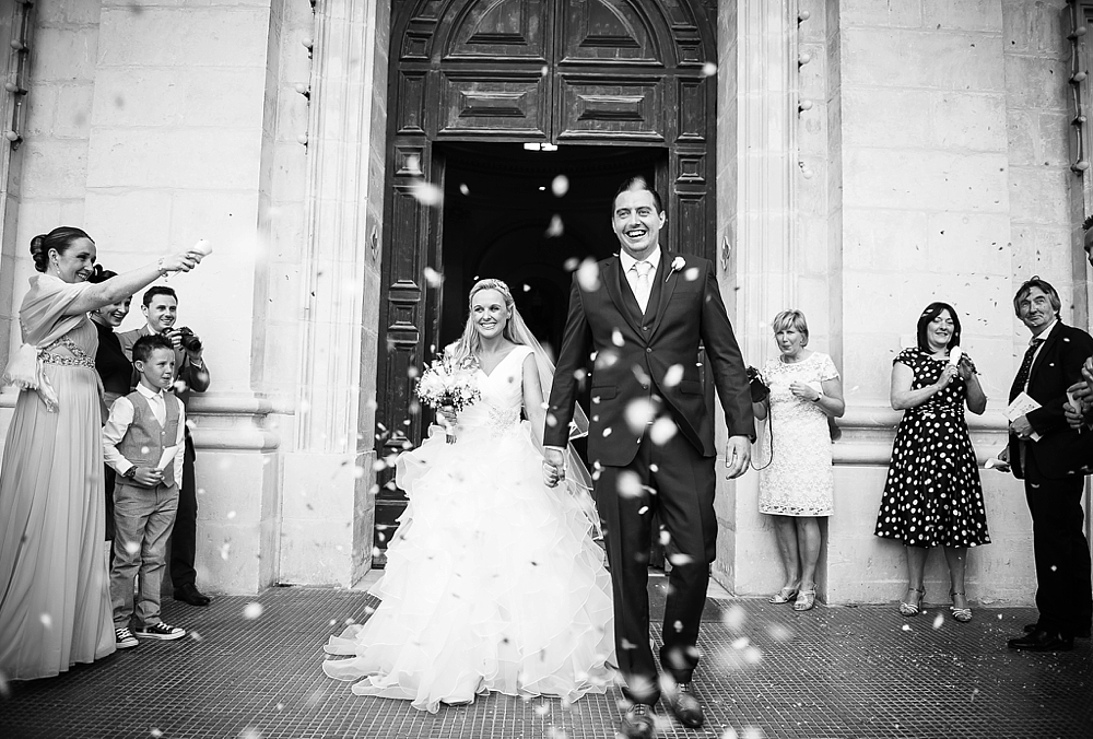 Wedding Photography - Castello Zamittello - Malta