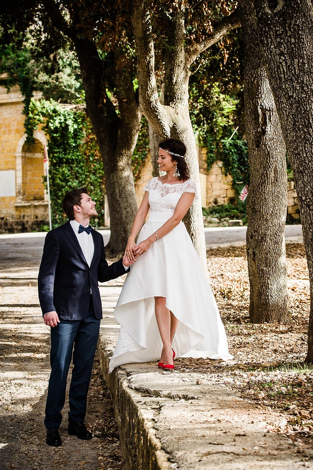 Honeymoon Photo Shoot Malta - Shane P. Watts Photography