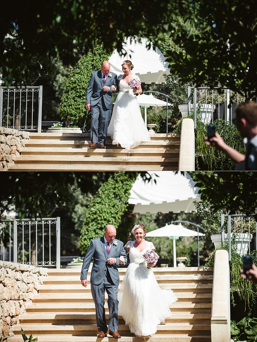 Villa Arrigo Wedding - Wedding Photography Malta - Shane P. Watts