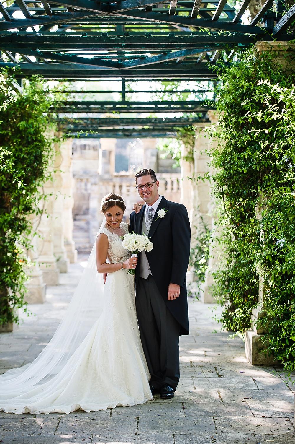 Wedding at Villa Bologna Malta - Wedding Photographer Malta