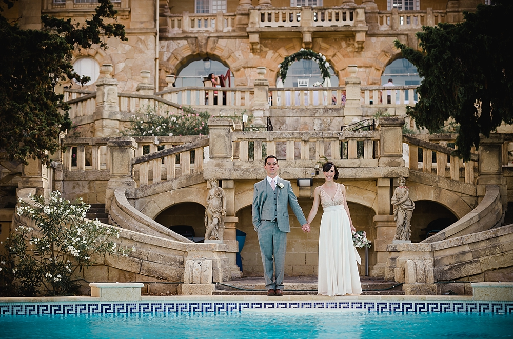 Palazzo Villa Rosa - Wedding Photography Malta - Shane P. Watts