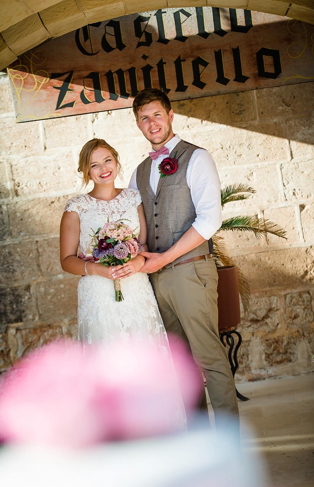 Castello Zamittello Wedding - Photography Malta - Shane P. Watts