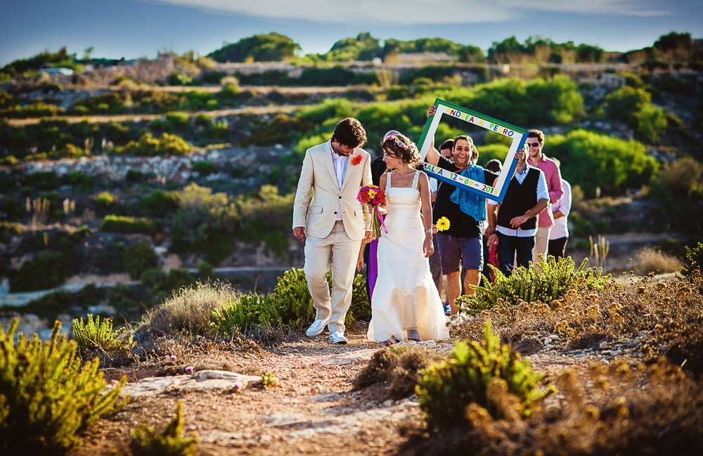 Wedding At Villa Sant Anna - Wedding Photography Malta