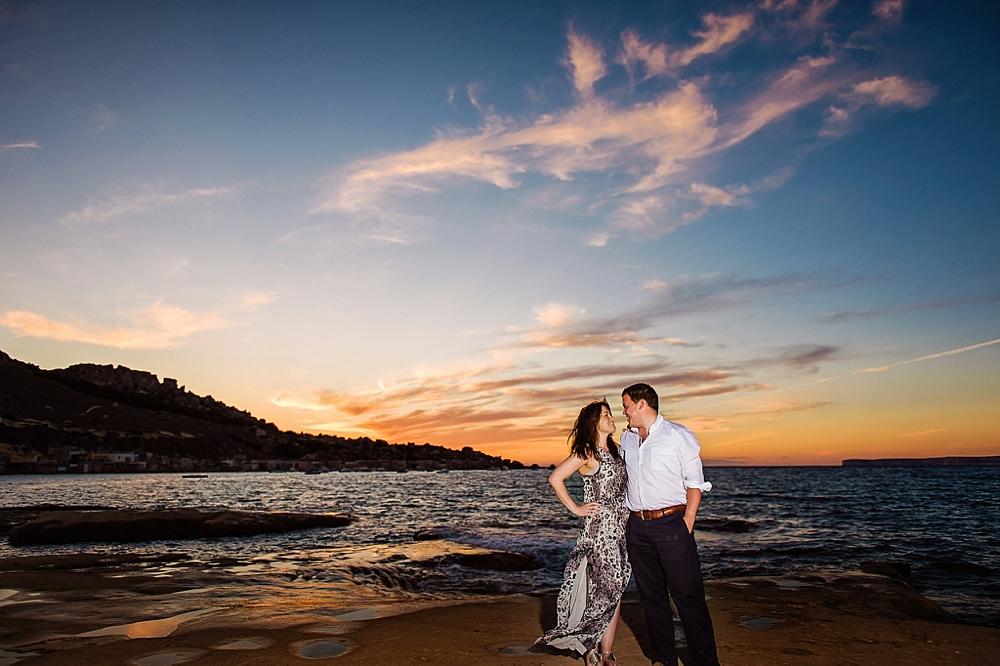 Engagement Session Malta - Shane P. Watts Photography