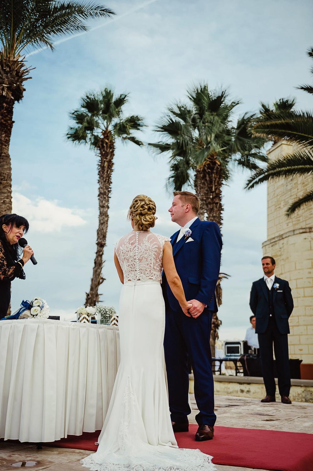 Wedding at The Hilton Malta - Shane P. Watts Photography