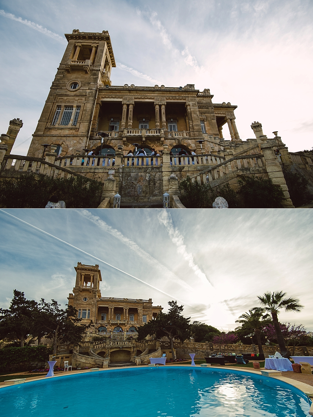 Wedding at Palazzo Villa Rosa - Wedding Photography Malta - Shane P. Watts