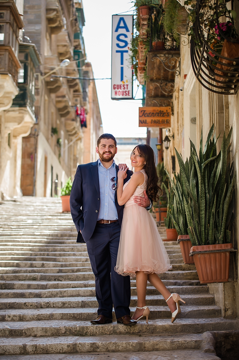 Engagement Session | Pre Wedding Malta | Shane P. Watts Photography | Valletta