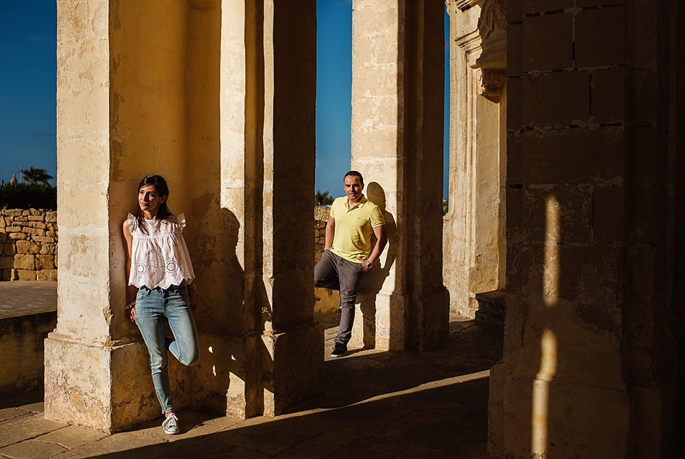 Pre Wedding Session - Maria & Fiobian - Malta Wedding Photographer - Shane P. Watts