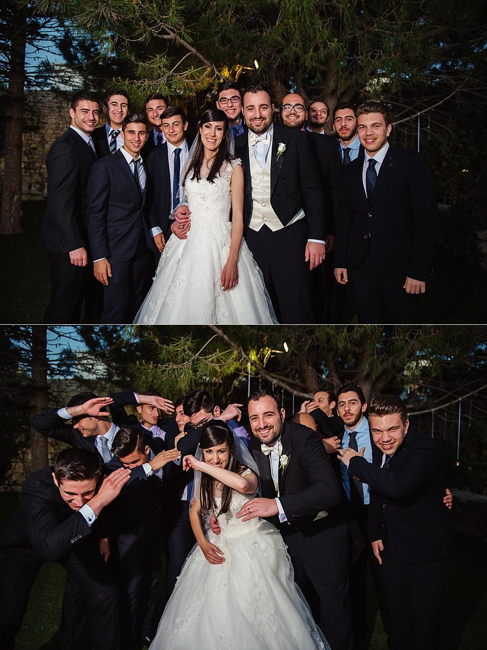 Kristina & Thomas - Villa Arrigo - Wedding Photography Malta - Shane P. Watts