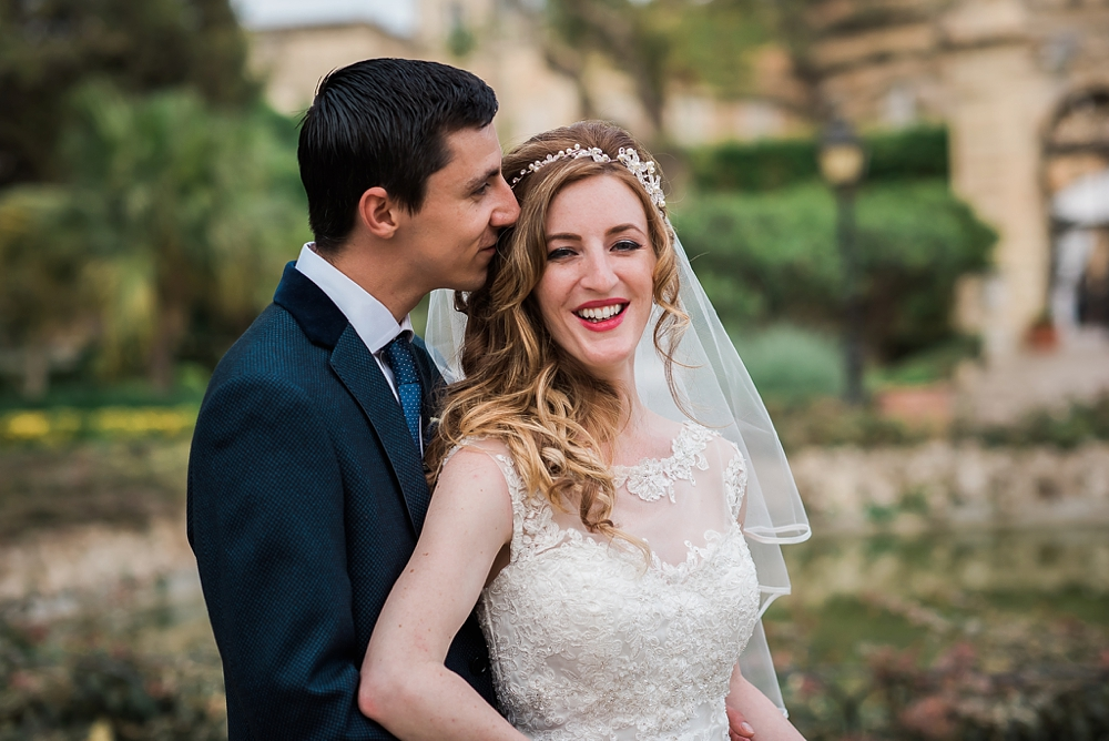 Michelle & Aaron - Palazzo Parisio - Wedding Photography Malta - Shane P. Watts