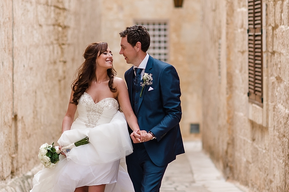Gillian & Barry - Wedding Photography Malta - Shane P. Watts