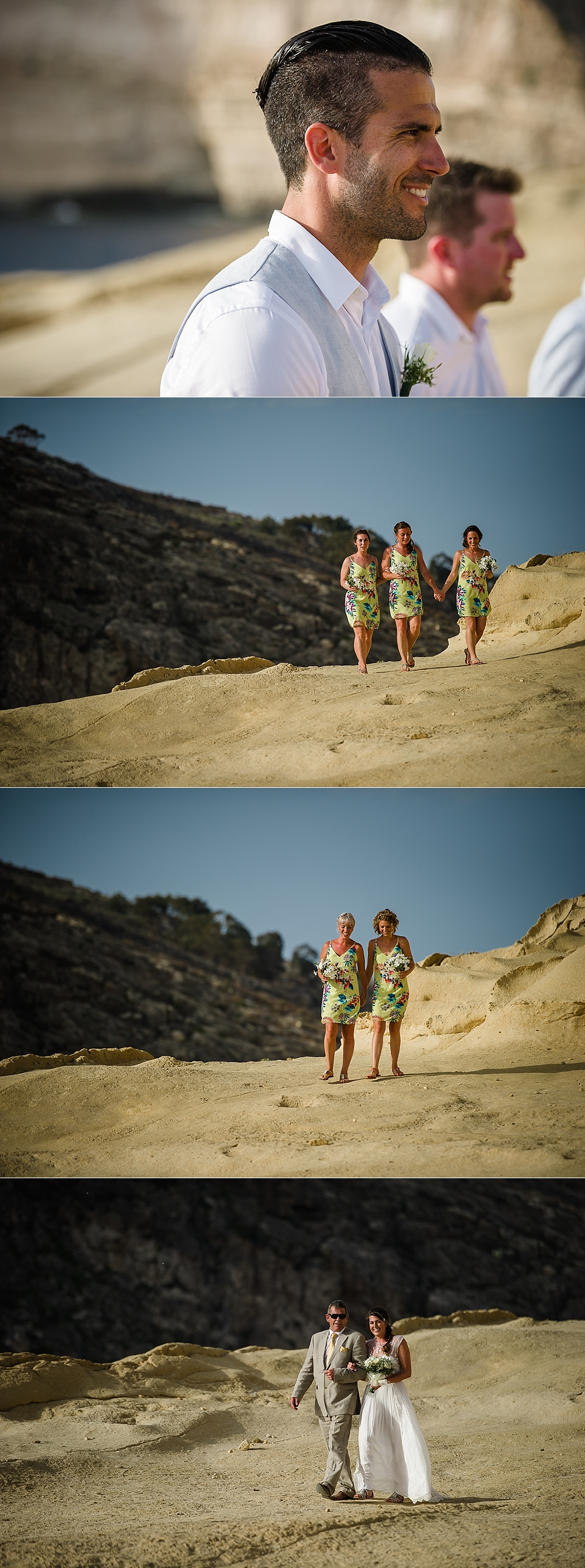 Jane & Jake - Xlendi Gozo - Shane P. Watts Photography -