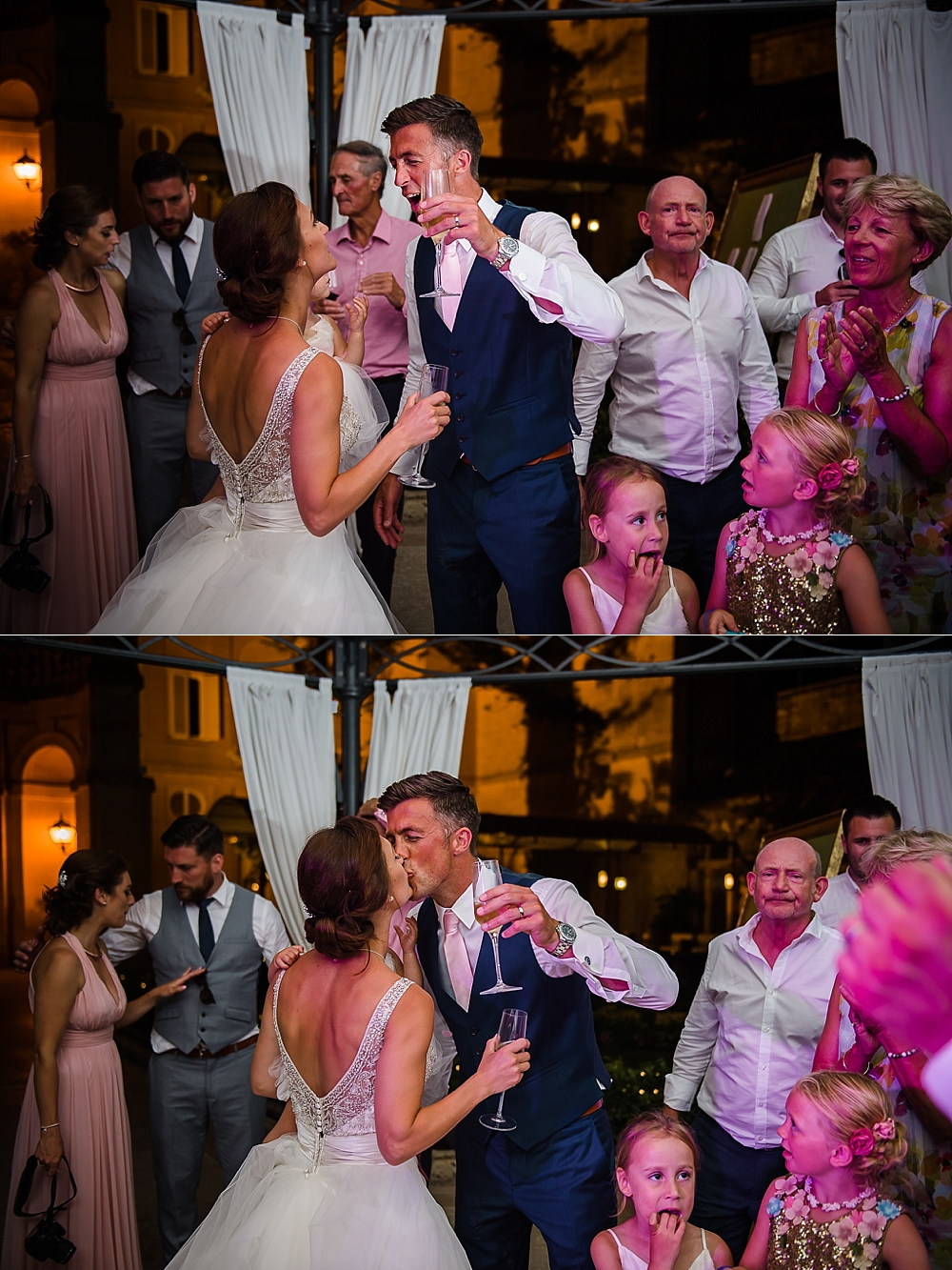 Sarah & Mickey - Palazzo Parisio - Wedding Photography Malta - Shane P. Watts