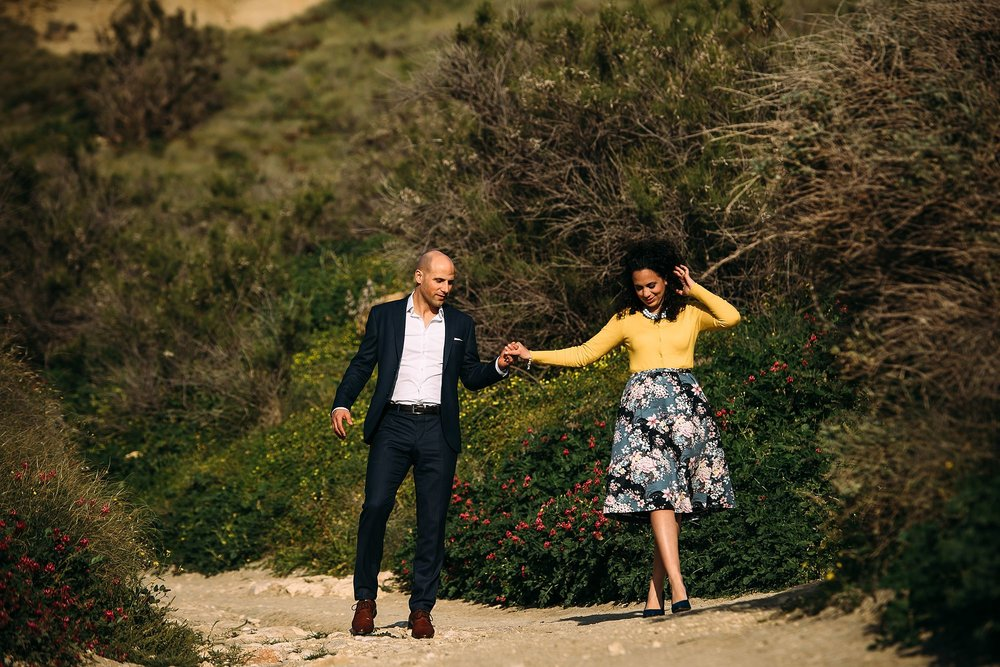 Henriette & Ronald | Pre Wedding | Malta | Shane P. Watts Photography