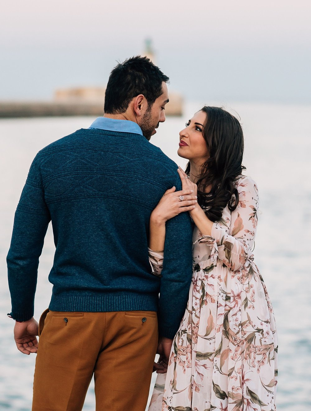 Sarah & Daniel - Pre-Wedding Shoot - Malta - Shane P. Watts Photography