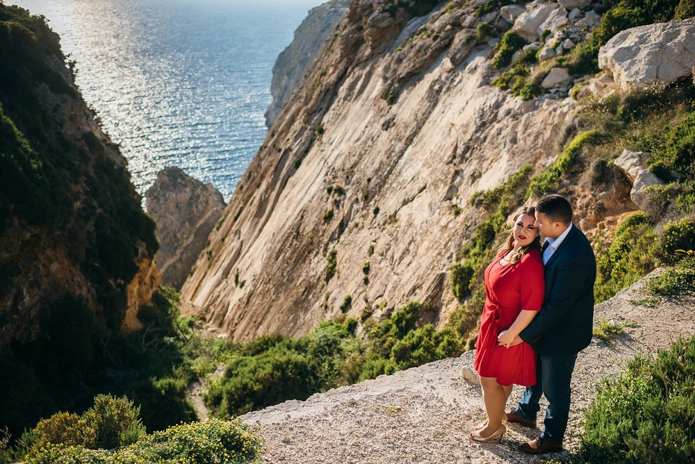 Josielle & Nolan | Pre-Wedding | Malta | Shane P. Watts Photography