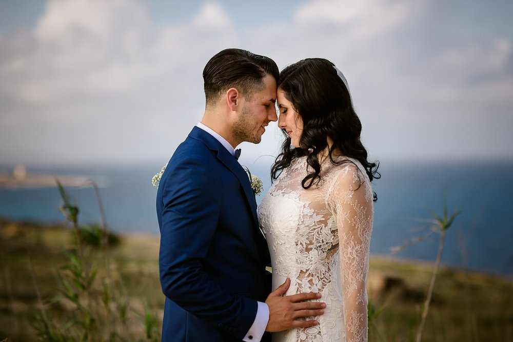 Ben Camille & Kristina Camilleri - Wedding Photography Malta