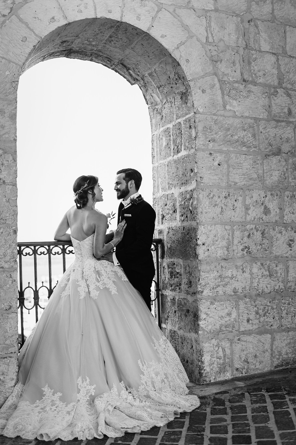 Lorraine & Cliff - The Hilton - Wedding Photography Malta - Shane P. Watts