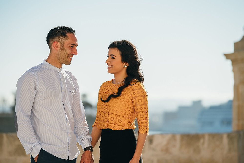 Thea & Philip - Pre Wedding Session - Malta - Shane P. Watts Photography