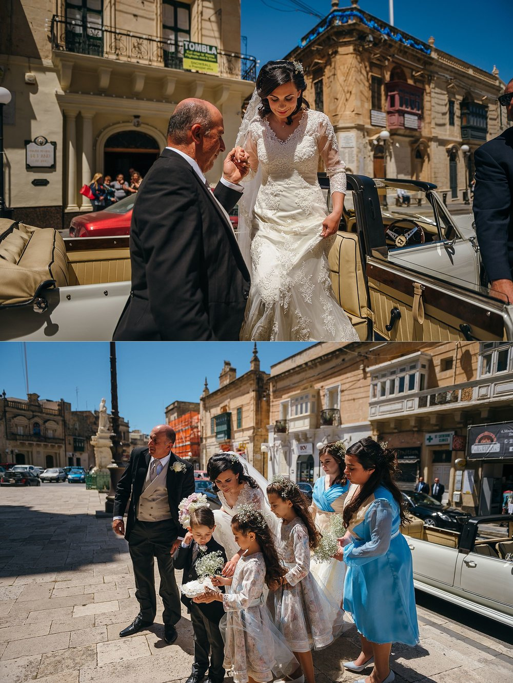 Henriette & Ronald - Castello Dei Baroni - Wedding Photography Malta - Shane P. Watts