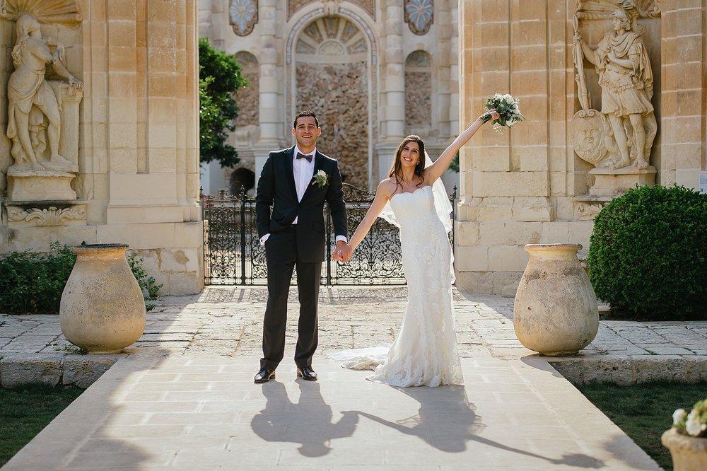 Francesca & Gareth | Villa Bologna | Wedding Photography Malta - Shane P. Watts