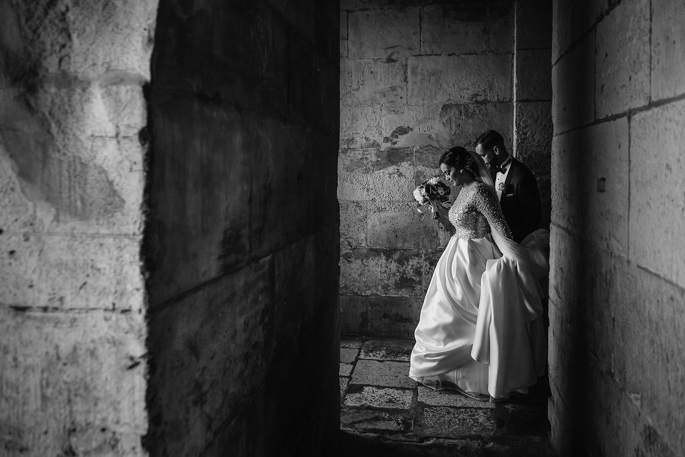 Dorothy & Karl | Wedding at the Saluting Battery Valletta | Shane P. Watts Photography