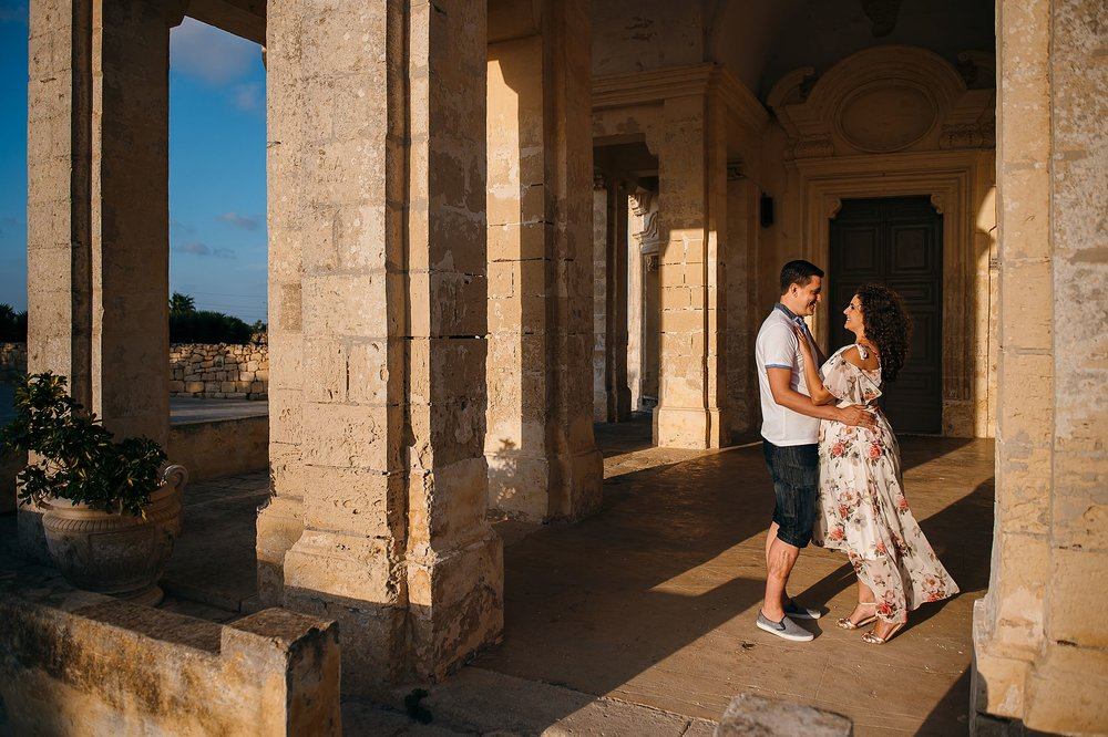 Stephanie & Paul | Anniversary Photoshoot - Malta | Shane P. Watts Photography