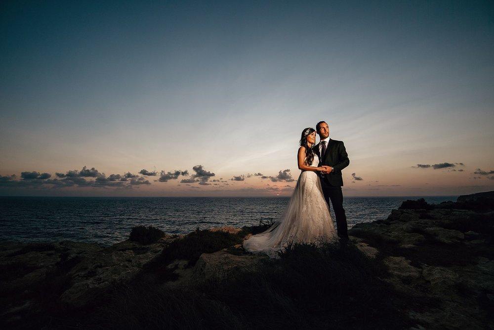 Thea & Philip | Corinthia St.George | Wedding Photography Malta | Shane P. Watts