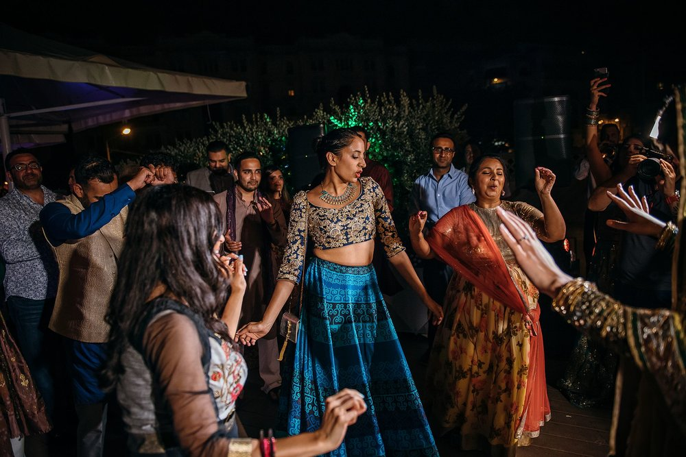 Henna Party | Michelle & Sarosh | The Villa St.Julians | Shane P. Watts Photography