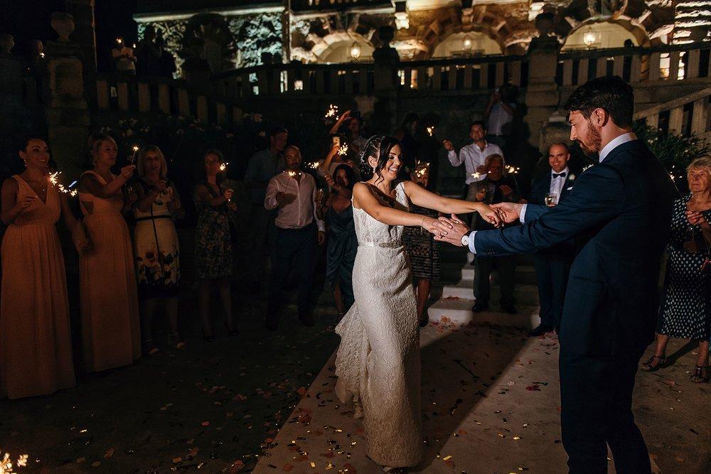 Tara & Kane | Palazzo Villa Rosa | Destination Wedding Malta | Shane P. Watts