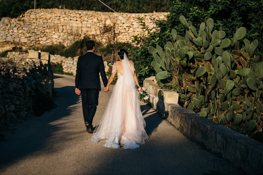 Justine & Jason | Gozo Wedding Photography | Ta' Cenc Hotel