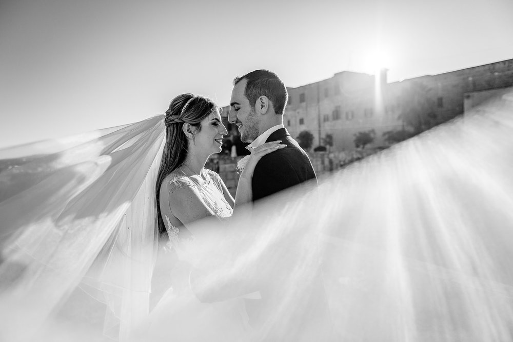 Francesca & Nicholas | The Phoenicia Floriana | Wedding Photography Malta