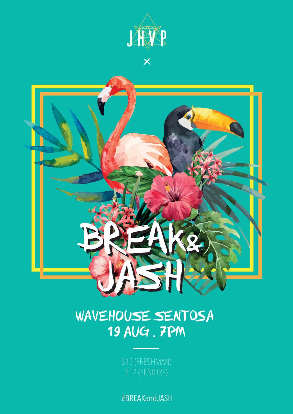 JASH Poster Design 2