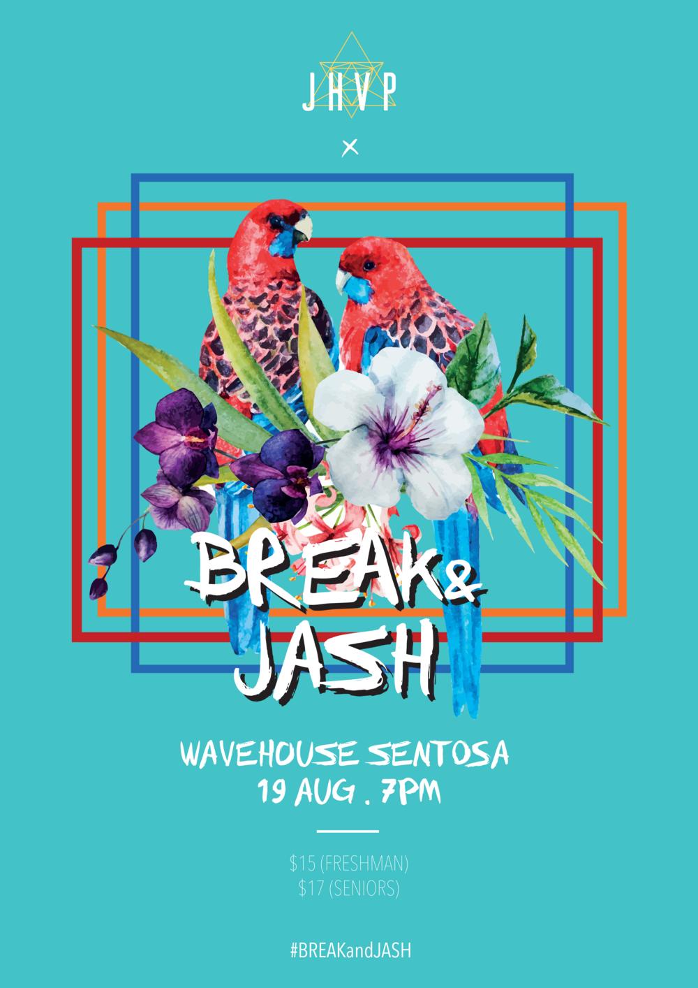 JASH Poster Design 3