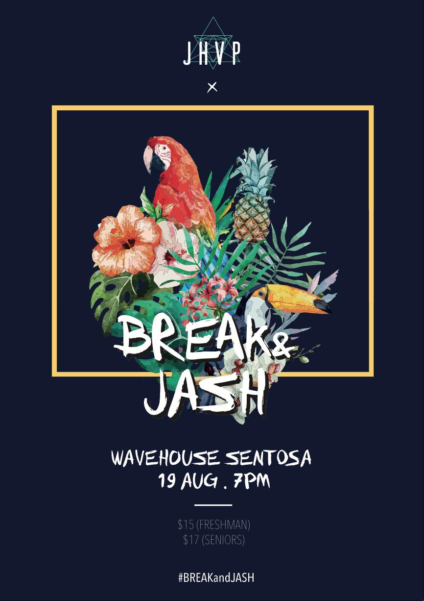 JASH Poster Design 1