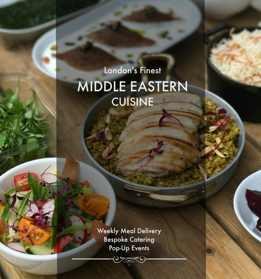 Middle eastern food catering in london homemade arabic food omz cover4g forumfinder Images