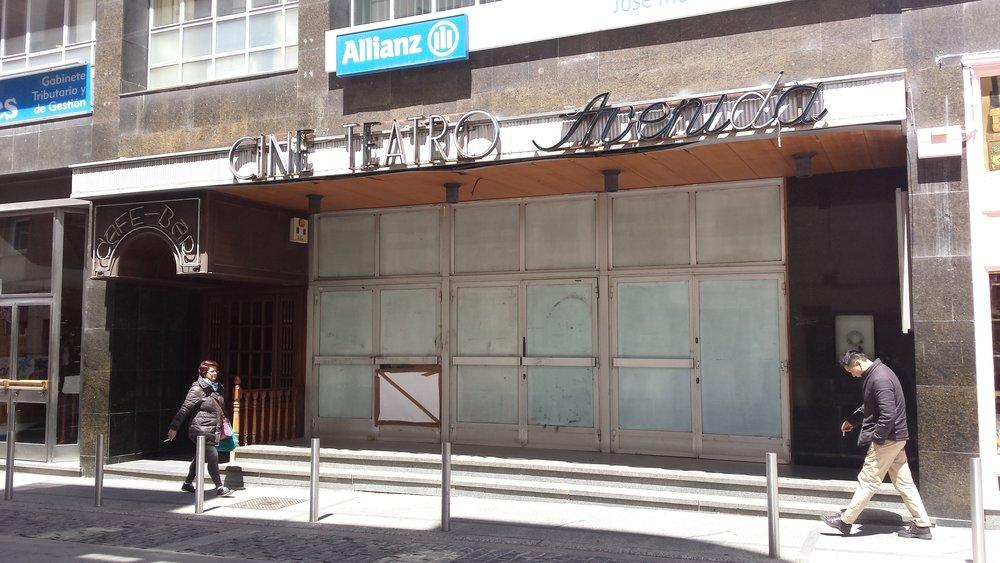 cine avenida soria