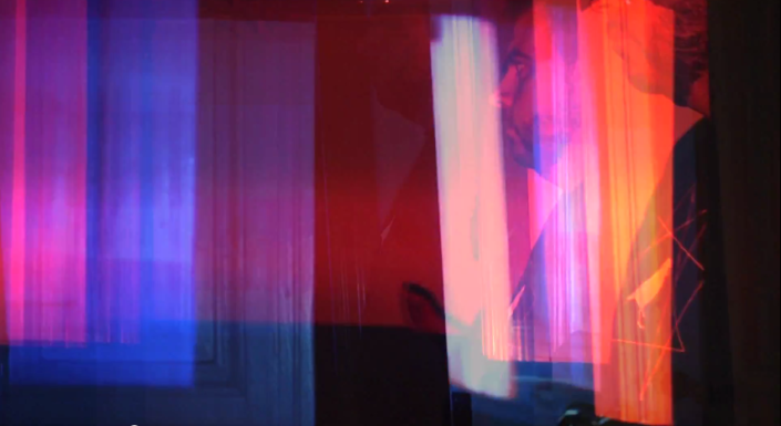 Fotograma del videoclip DBTH de J.C. Quindós para Erik Urano & Zar 1