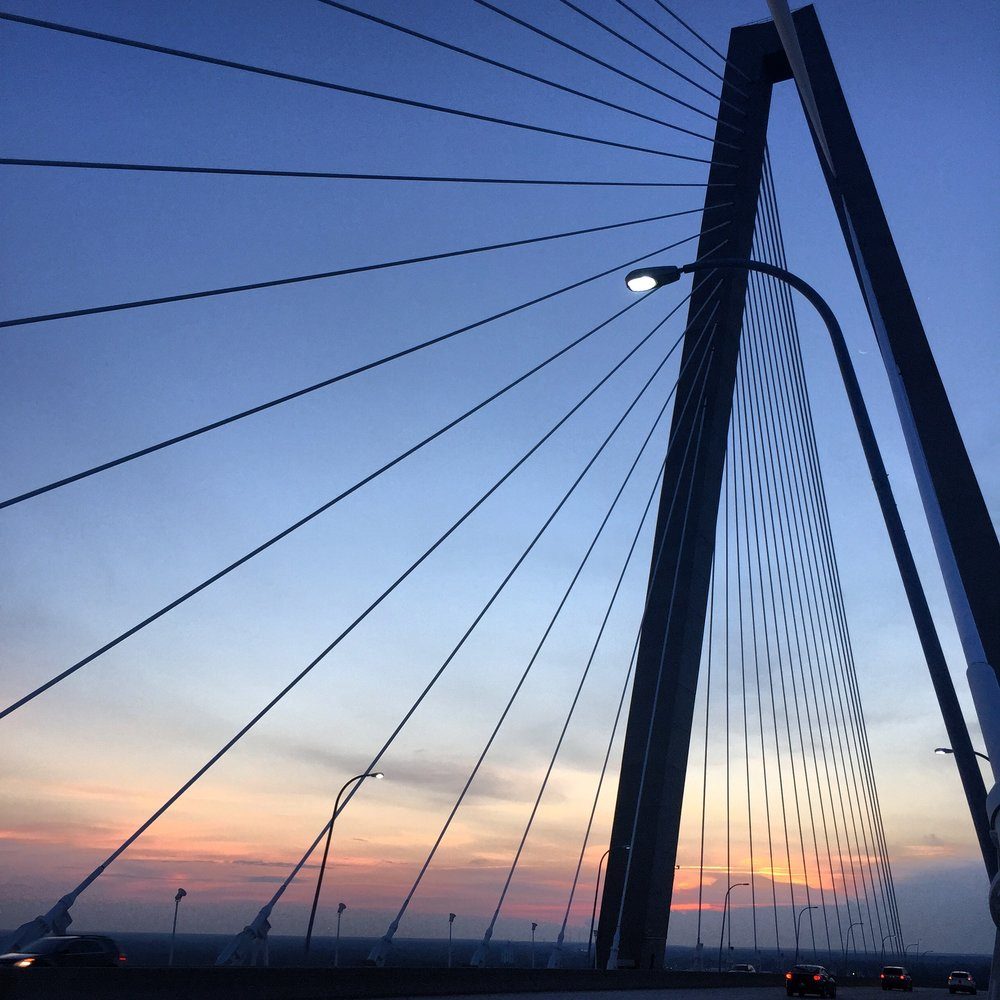 Barre South Ravenel Bridge