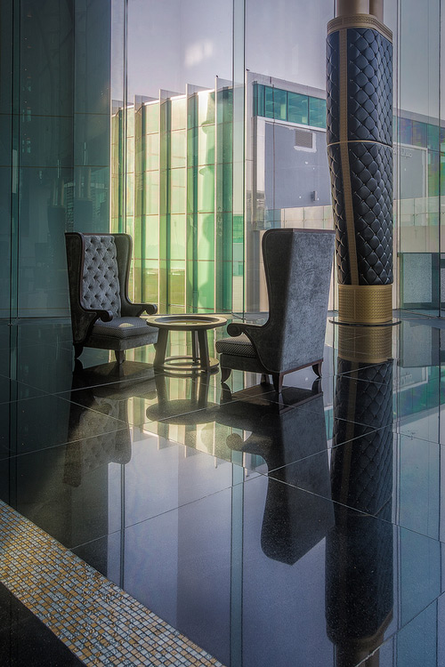 Interior Photography Meydan Hotel