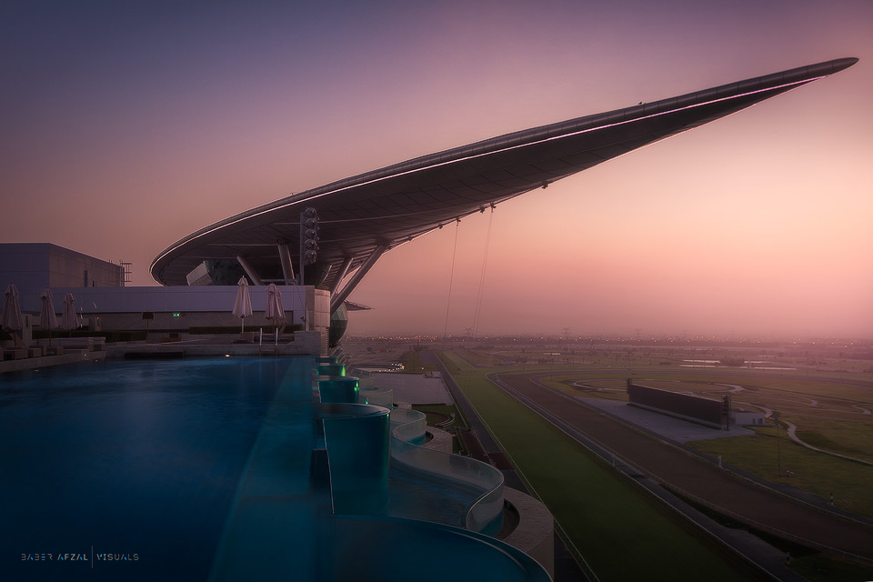 Architectural Photography Meydan hotel