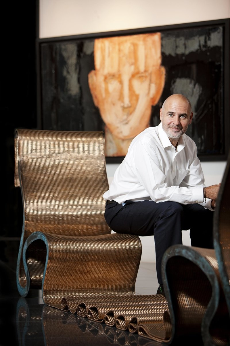 Gilles Dyan on running 11 galleries worldwide. Interview