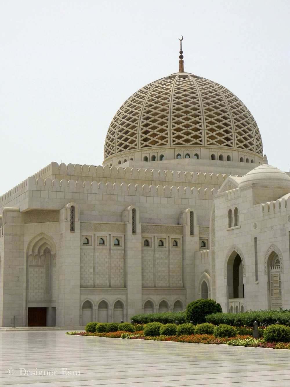 Sultan Qaboos's Grand Mosque