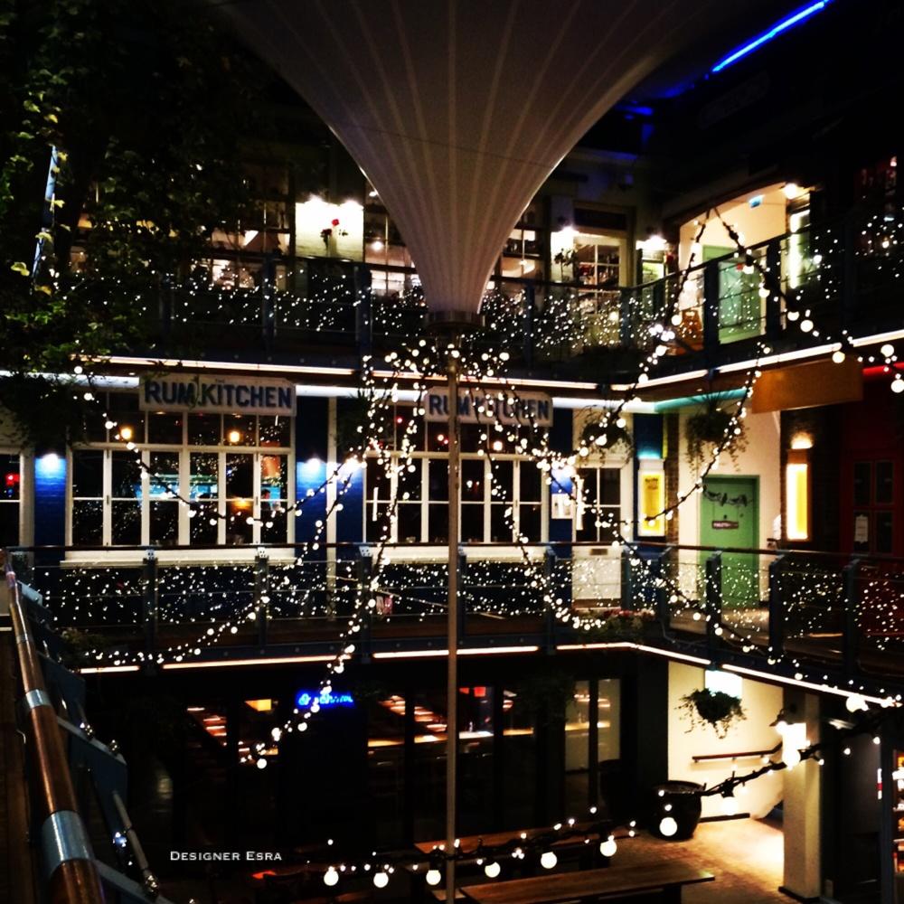 Inside Kingly Court