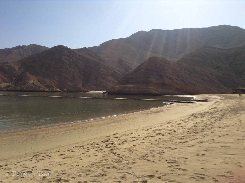 Omani Beach