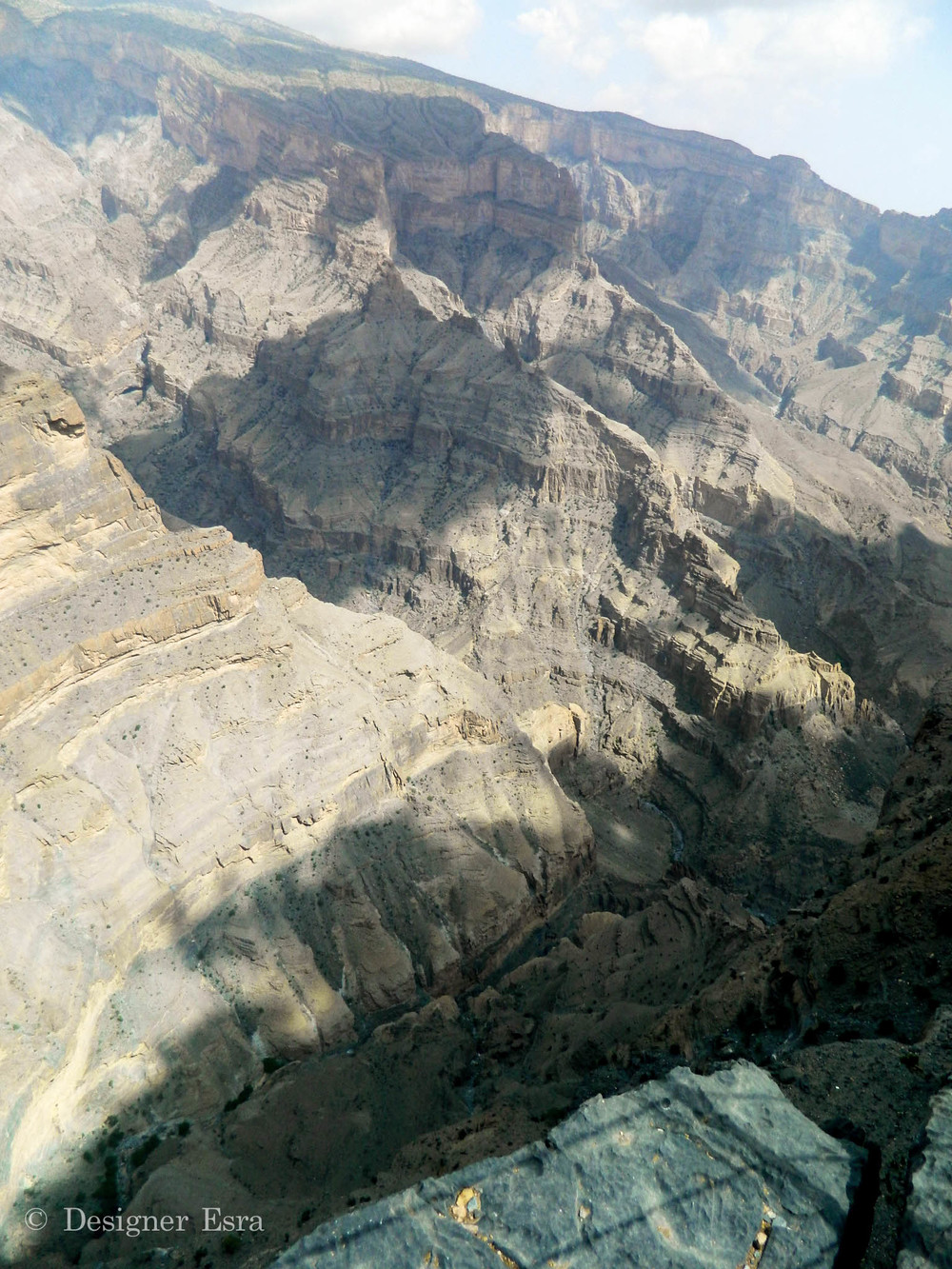 Oman Mountain