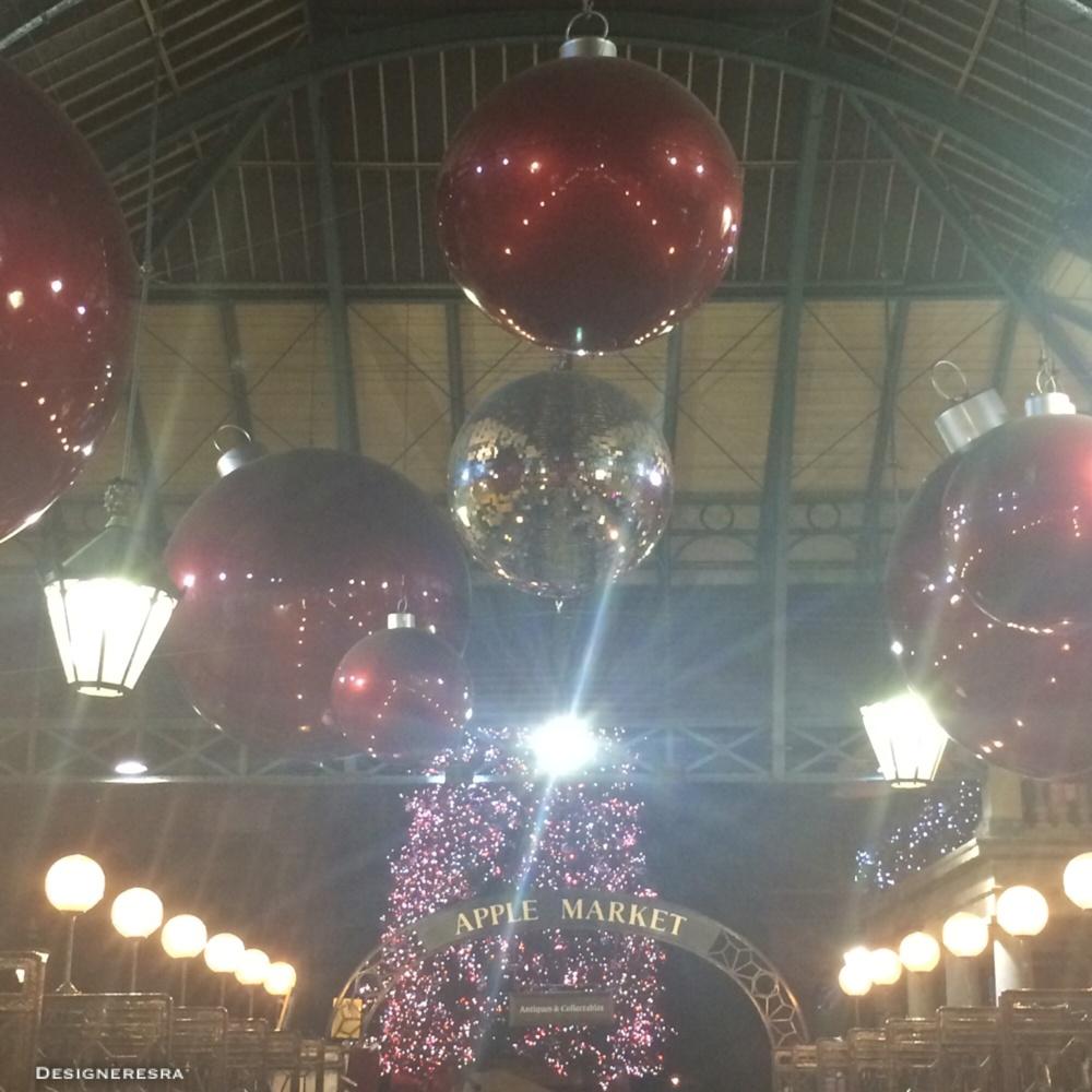 Market Christmas Decor