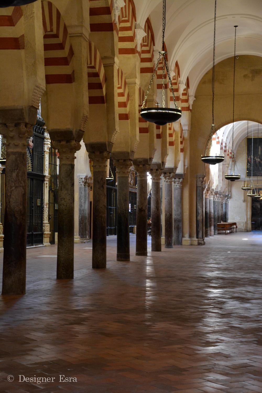 Columns in Islamic Architecture
