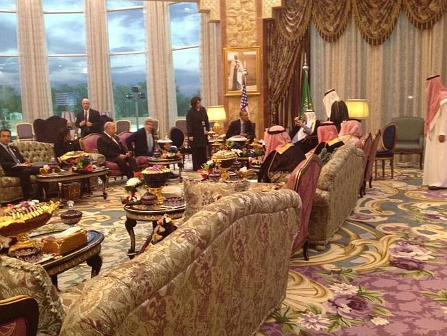 Saudis & Michelle Obama